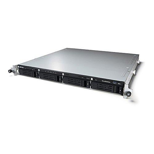 バッファロー テラステーション 管理者・RAID機能搭載4ドライブNAS ラックマウントモデル 8TB TS5400RN0804