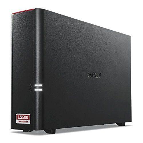 バッファロー LinkStation for SOHO NAS用HDD搭載 1ドライブNAS 3TB LS510DN0301B