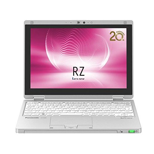 パナソニック ノートPC Lets note RZ6 ビジネスモデル(Corei5-7Y57vPro/4GB) CF-RZ6RDDVS
