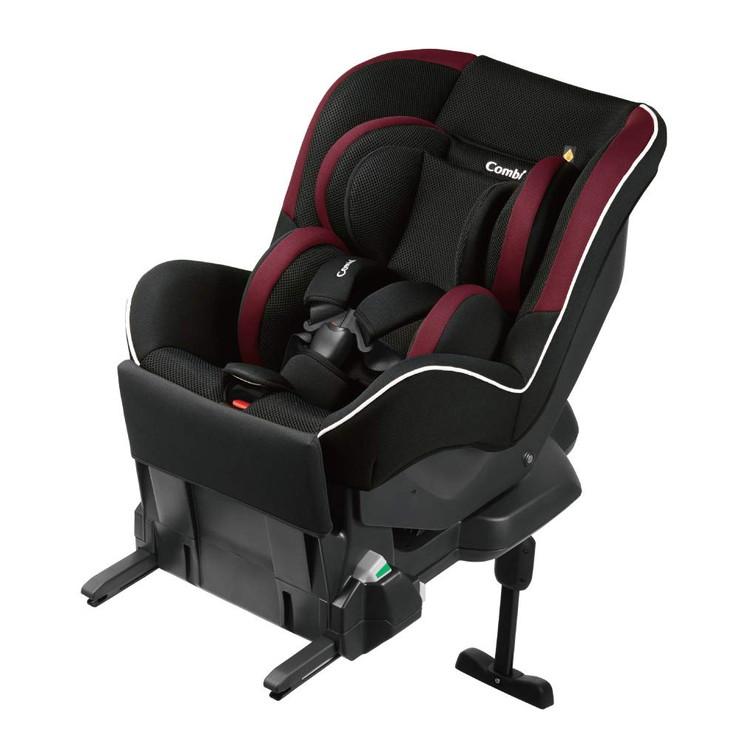 コンビ プロガード ISOFIX エッグショック RK ブラック(BK)/combi チャイルドシート 新生児から4歳まで 固定式【送料無料】