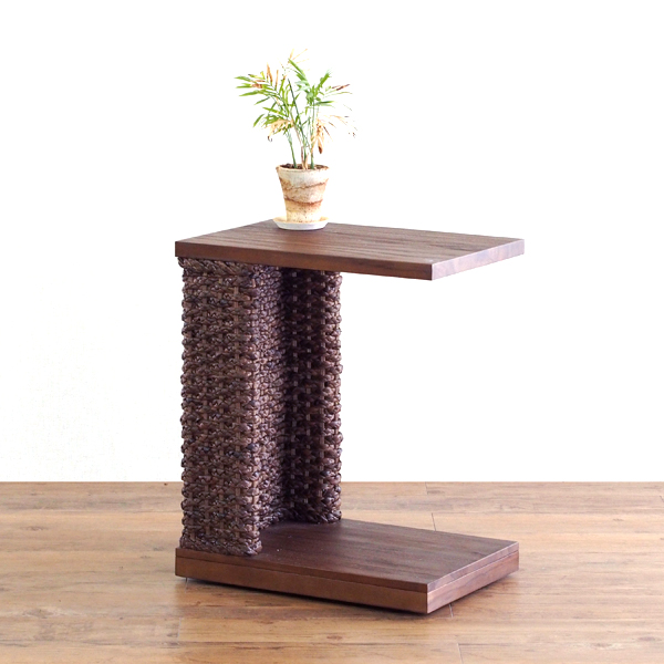 サイドワゴンテーブル @CBi(アクビィ) ACT200KA 家具 インテリア テーブル ワゴン コーヒー サイド ナイト リビング(代引不可)【送料無料】【S1】