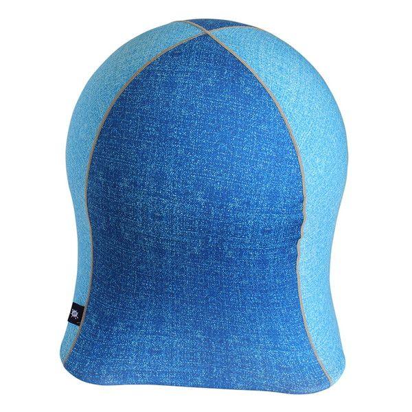 ジェリーフィッシュチェアー JELLYFISH CHAIR DENIM NAVY&BLUE(代引不可)【送料無料】