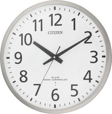 シチズン 電波掛時計 8MY463-019(代引き不可)【送料無料】【S1】