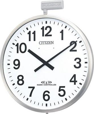 シチズン 電波掛時計 4MY611-B19(代引き不可)【送料無料】【S1】