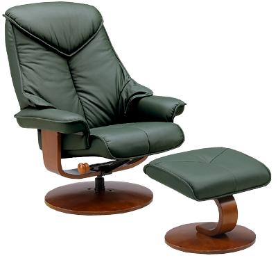 パーソナルチェア リクライナー レジーナ イス 椅子 チェア オットマン リクライニング リクライニングチェア オットマン付き(代引不可)【送料無料】