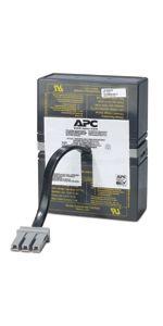 BR900-JP交換用バッテリキット APC RBC32J(代引き不可)
