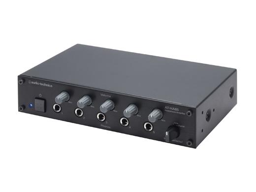 ヘッドホンアンプ オーディオテクニカ AT-HA65(代引き不可)