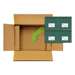 <LTOテープ>富士フイルムコンピューターメディア Ultrium3データカートリッジ(記憶容量非圧縮時400GB/2倍圧縮時最大800GB/20巻パック品/プラスチックケースなしのエコパック仕様) LTO FB UL-3 400G ECO J(代引き不可)