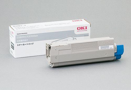 トナーカートリッジ ブラック OKI TNR-C4CK1(代引き不可)
