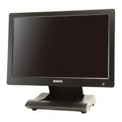 エーディテクノ ADTNO 10.1型高解像度液晶搭載 業務用タッチパネル液晶ディスプレイ LCD1015T(代引き不可)