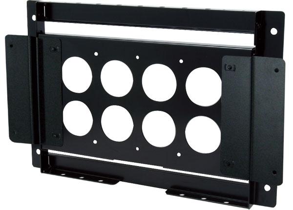 日本フォームサービス FORVC タッチパネル・システムズ製品対応薄型壁掛金具 ET4600L横付用 FFP-DS00-X(代引き不可)