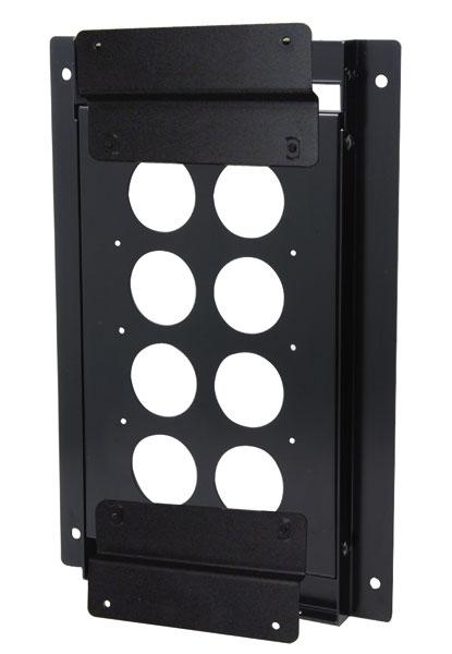 日本フォームサービス FORVC タッチパネル・システムズ製品対応薄型壁掛金具 ET4600L縦付用 FFP-DS00-Y(代引き不可)
