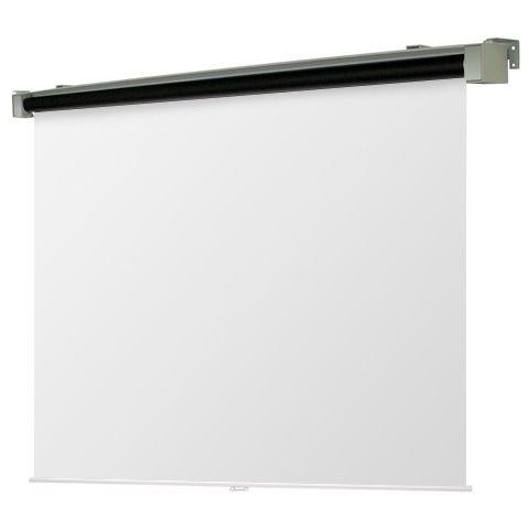オーエス OSCRP Tセレクション手動スクリーン 天板タイプ/マスクなし/80型NTSC SMT-080VN-1-WG103(代引き不可)