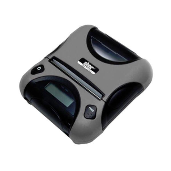 スター精密 iOS対応80mm幅モバイルプリンタ(カードリーダーなし) SM-T300I-DB50 JP(代引不可)