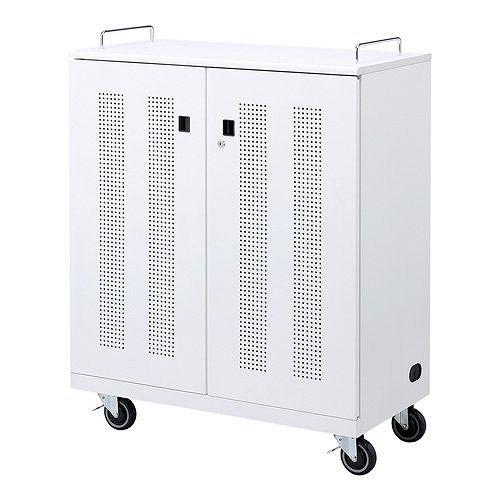 サンワサプライ ノートパソコン収納キャビネット CAI-CAB22N(代引不可)