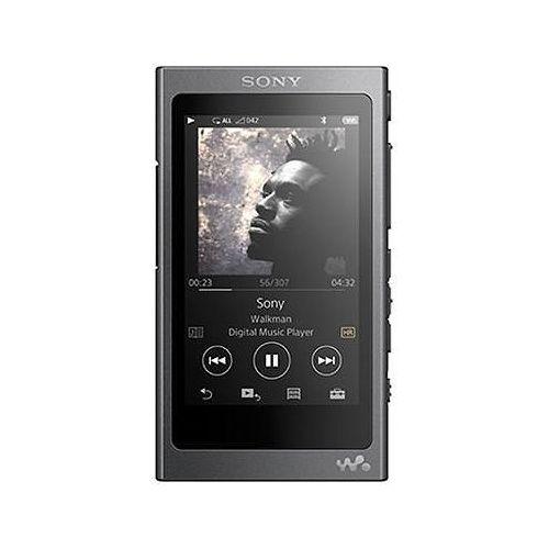 ソニー ウォークマン Aシリーズ (メモリータイプ) 16GB チャコールブラック NW-A35HN/B(代引不可)