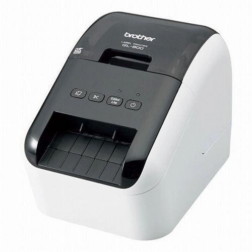 ブラザー工業 感熱ラベルプリンター(300dpi/USB)QL-800(代引不可)【S1】