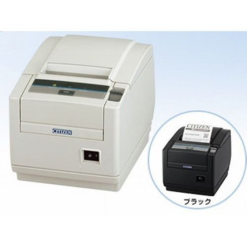 本物保証!  シチズン・システムズ 業務用レシートプリンタCT-S851II 有線LAN I/F 本体色白 用紙幅80mmモデル CT-S851IIS3ETJ-WH-P(), 和装ギャラリー みふじ 30068093