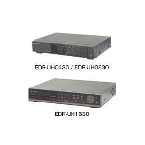 エルモ社 ユニバーサルハイブリッドレコーダー 4CH EDR-UH0430(代引不可)