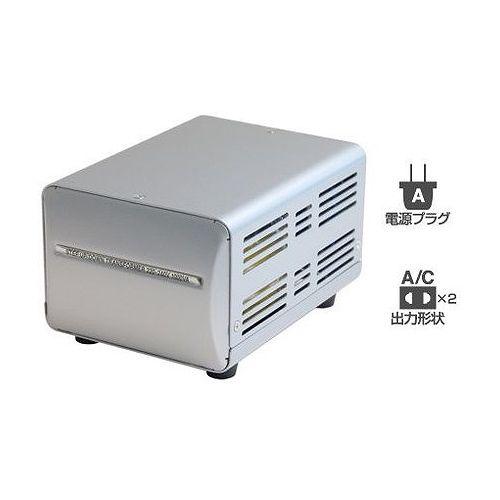 カシムラ 海外国内用型変圧器220-240V/1000VA WT-12EJ(代引不可)