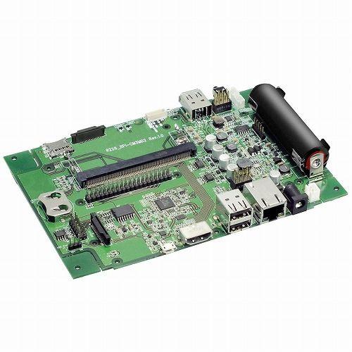 ラトックシステム Raspberry Pi CM3キャリアボード RPI-CM3MB2(代引不可)