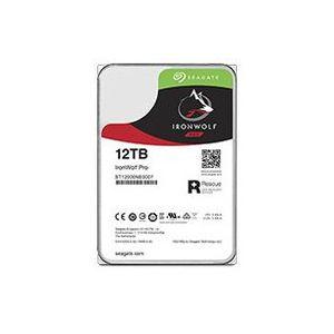 シーゲイト IronWolf Pro 3.5 HDD (Helium) シリーズ 3.5inch SATA 6Gb/s 12TB 7200rpm 256MB ST12000NE0007(代引不可)