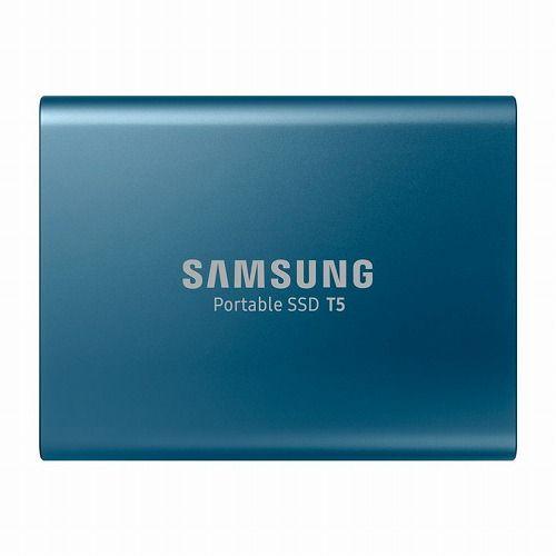 日本サムスン PortableSSD T5シリーズ 500GB MU-PA500B/IT(代引不可)