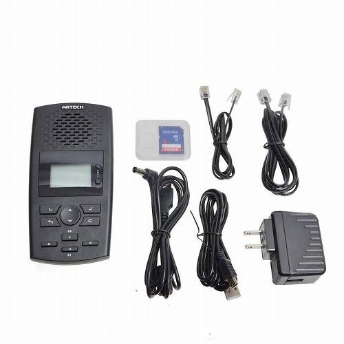 サンコー ビジネスホン対応「通話自動録音BOX2」 ANDTREC2(代引不可)【S1】
