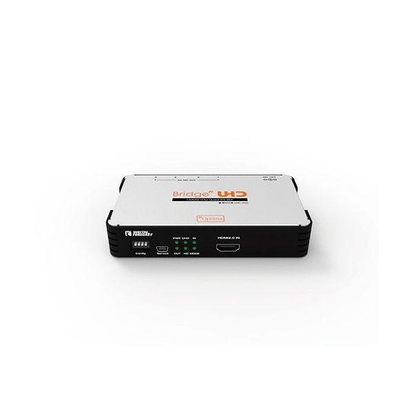 エーディテクノ 4K UHD対応 HDMI 2.0-)クワッド3G-SDIコンバーター UHD_HQS(代引不可)