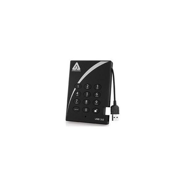 APRICORN Aegis Padlock USB 3.0 - Solid State Drive A25-3PL256-S8000 (R2) A25-3PL256-S8000(R2)(代引不可)