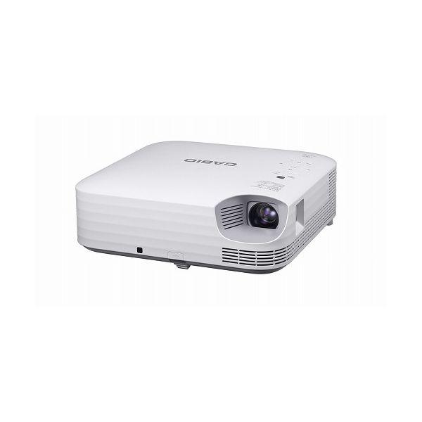 カシオ計算機 カシオ LED&レーザー光源プロジェクター 高輝度モデル(4000ルーメン WXGA[1280x800] 20000時間光源) XJ-S400W(代引不可)