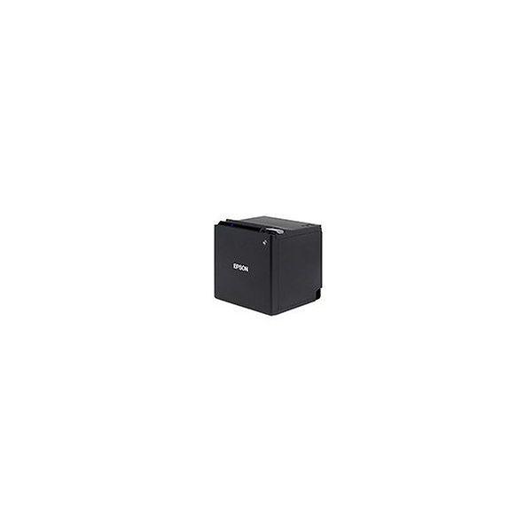 エプソン サーマルレシートプリンター TM-m30(80・58mm幅 ブラック DM-D30B212セットモデル) M30612D3AB(代引不可)