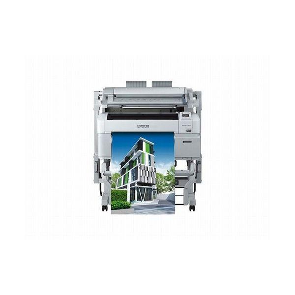 エプソン Sure Color 大判インクジェットプリンター SC-T3MFP2(複合機 24インチ(A1プラス) 4色顔料インク 専用スタンド標準装備)(代引不可)