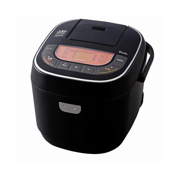 アイリスオーヤマ 米屋の旨み 銘柄炊き ジャー炊飯器 10合 RC-MC10-B(代引不可)