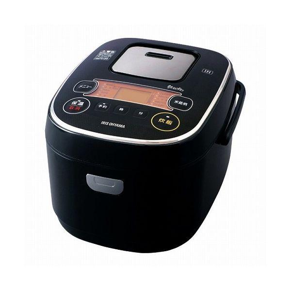アイリスオーヤマ 米屋の旨み 銘柄炊き IHジャー炊飯器 5.5合 RC-IE50-B(代引不可)【S1】