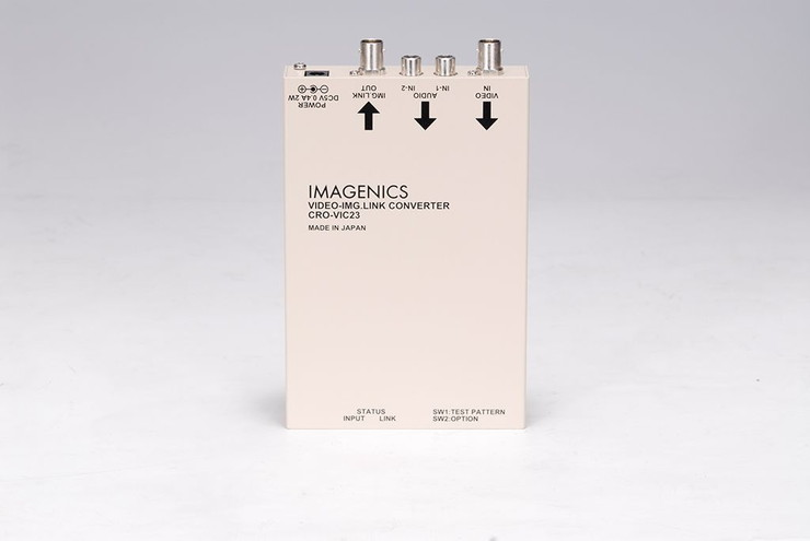 イメージニクス ビデオ入力IMG.Link出力変換器 CRO-VIC23 代引不可 年越し クからトレドまで幅広いアイテムを提案! 一番売れた*** 就職祝