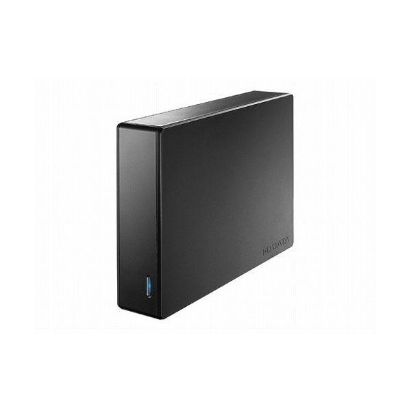 アイ・オー・データ機器 USB 3.1 Gen 1(USB 3.0) 2.0対応外付けハードディスク(WD Red採用 電源内蔵モデル)3TB HDJA-UT3RW()