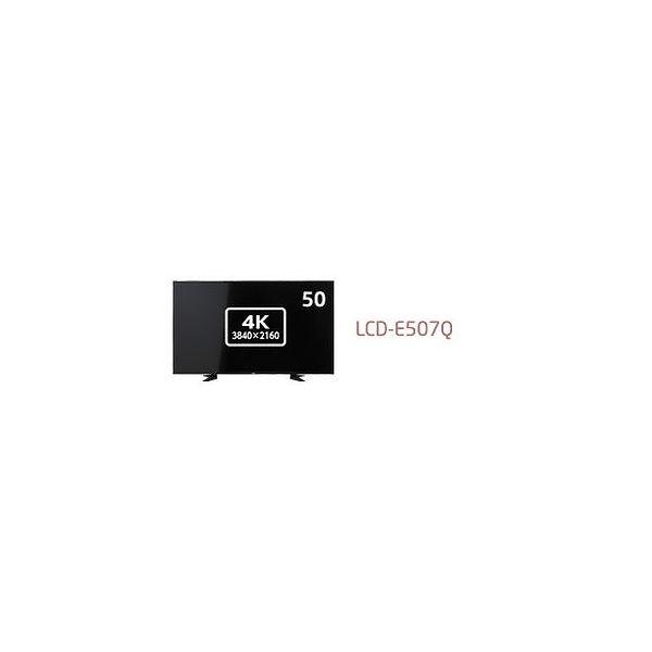 NEC 50インチ 4K対応 デジタルサイネージ ディスプレイ LCD-E507Q(代引不可)【S1】