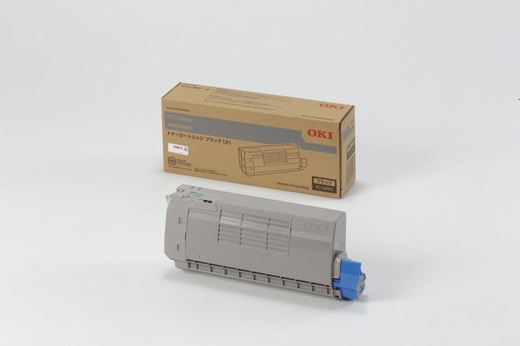 OKI トナーカートリッジ(大) ブラック (C712dnw) TC-C4CK2(代引不可)