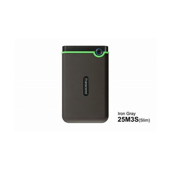 トランセンドジャパン 1TB Slim StoreJet2.5