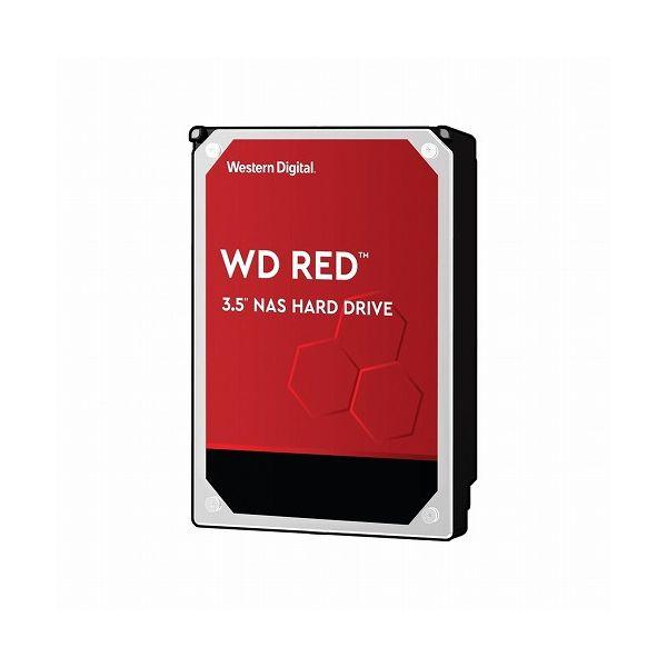 ウエスタンデジタル WD Red 3.5インチ内蔵HDD 6TB SATA6Gb s 5400rpm 256MB WD60EFAX(代引不可)