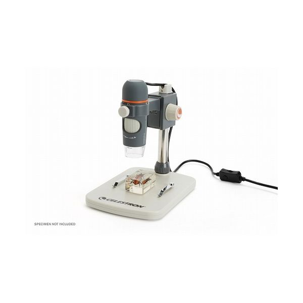 サイトロン デジタル顕微鏡 PRO CE44308(代引不可)