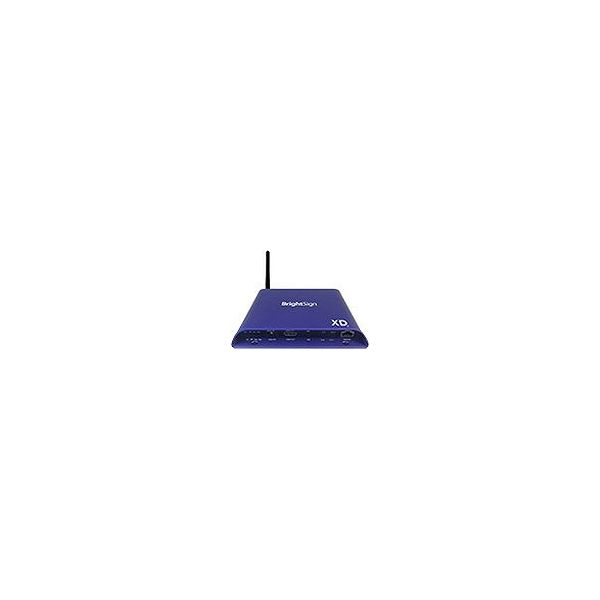 BrightSign BrightSign XD103W3W (4K LAN WiFi GPIO USB シリアル) BS XD1033W(代引不可)【S1】