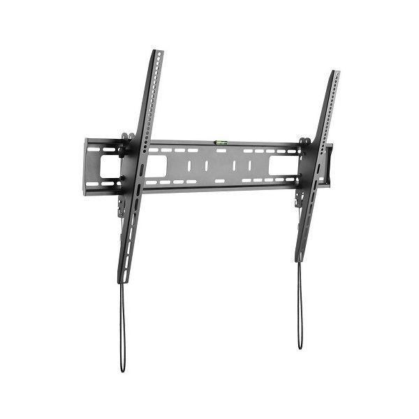 StarTech.com 薄型液晶テレビ壁掛け金具 チルト角度調節機能 VESAマウント規格サポート 製品厚み85mm FPWTLTB1(代引不可)