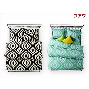シビラ sybilla ハニカムトップ 敷き布団カバー クイーンロング ウアウ 布団カバー 寝具カバー 寝具