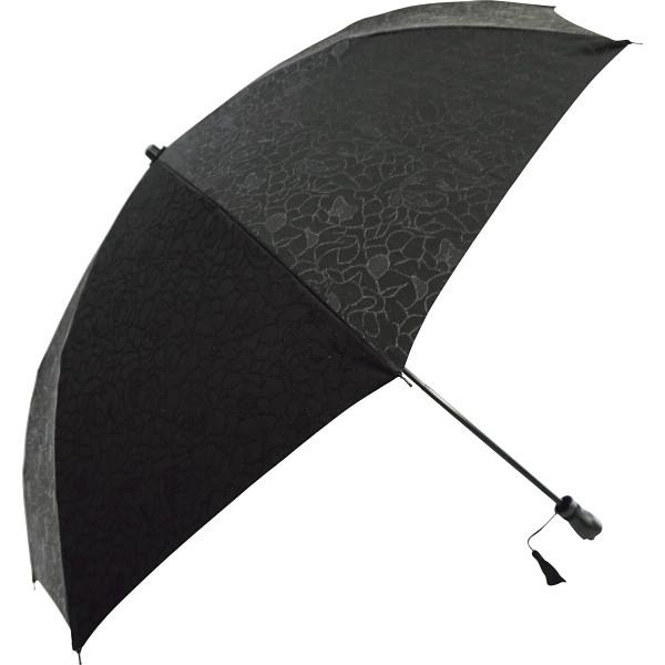 日本の職人手作り ちりめん織 晴雨兼用軽量折日傘 日本の職人手作り 雨具 折たたみ傘 折たたみ日傘 KS20E(代引不可)【送料無料】