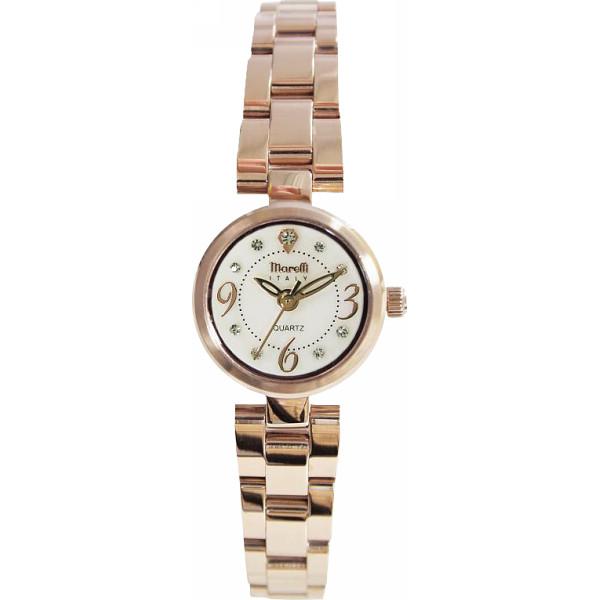 マレリー レディース腕時計 装身具 婦人装身品 婦人腕時計 ML‐005(代引不可)【送料無料】