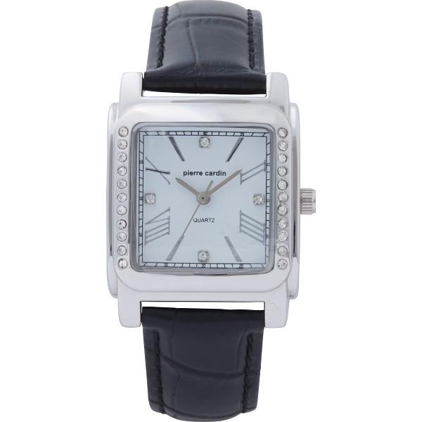 ピエールカルダン レディース腕時 装身具 婦人装身品 婦人腕時計 W‐PCL15223BK(代引不可)【送料無料】