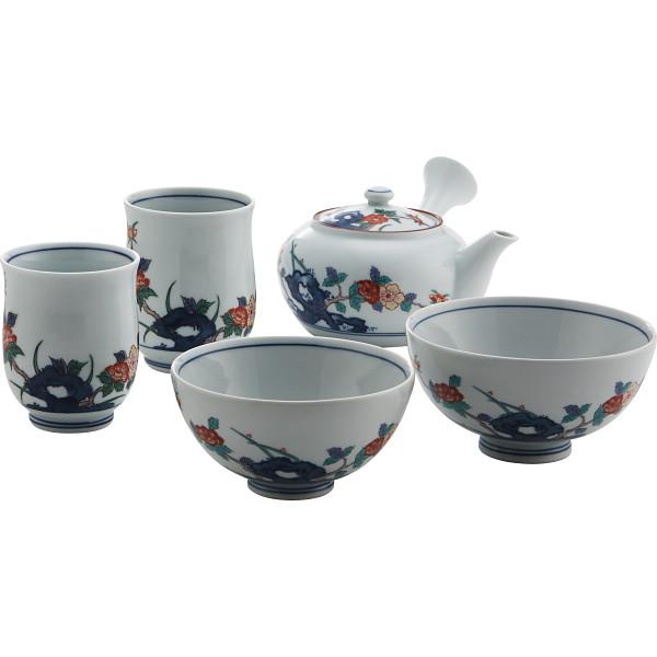 岩牡丹 食卓セット 和陶器 和陶バラエティー ホームセット 02933(代引不可)【送料無料】