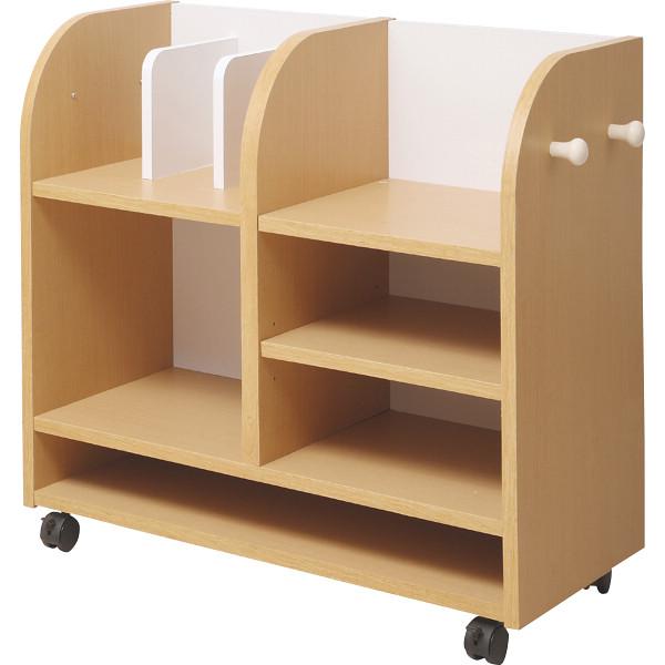 キッズ ランドセルラック ワイド ベビー 子供用品 子供用品 子供家具 KDR-2436NA/(代引不可)